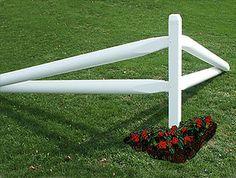 Split Rail Fence Corner
