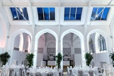 Venue hire The Old Library at Custard Factory, Birmingham - If you need help managing attendees, use our event ticketing software at www.bookitbee.com to make your life easier. #eventplanning #ticketing #bookingsonline #createevent #venue