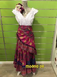 4776c4969 Las 11 mejores imágenes de Faldas flamencas en 2019 | Consejos para ...