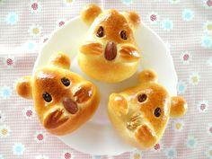 ハムとレーズンでハムスターパン by pitachan1 [クックパッド] 簡単おいしいみんなのレシピが234万品
