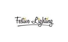 Logo designed for Ireland's leading supplier of Commercial Christmas Lighting