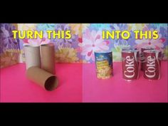 DIY Pretend play Soda Can or Canned food - Kinderkuche Diy Pappe Kids Play Food, Pretend Food, Pretend Play, Children Food, Felt Play Food, Diy For Kids, Crafts For Kids, Play Grocery Store, Diy Karton