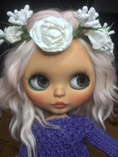 Heather, a ooak blythe doll. by SparklingAutumn on Etsy (null)