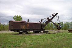 1900s Marion Steam Shovel - photo by bstrucker5278