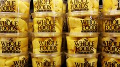 "Warren Buffett may be right about #Whole #Foods.  New York City Department of Consumer Affairs, says it has uncovered ""systematic overcharging for pre-packaged foods"" at the city's Whole Foods stores."