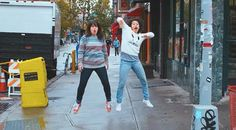 Abbi and Ilana on Broad City are having the BEST time being best friends with each other.
