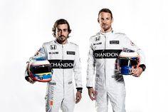 Galería de imágenes del MP4-31  #F1 #Formula1