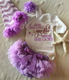 Newborn Girl Coming Home Outfit, Baby Girl Outfit, Girl Baby Shower, Baby Girl Outfit/Lavender, Infant Girl Gift/Purple