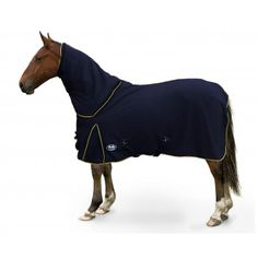 Gallop Majestic Combo Fleece This Rug Has An Integrated Neck Cover To Provide Extra Warmth For Your Horse The Material Keeps