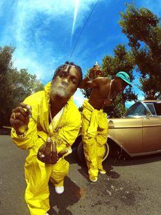 De la rivalité à la bromance, comment le duo A$AP Rocky-Tyler, The Creator a conquis le rap - Views