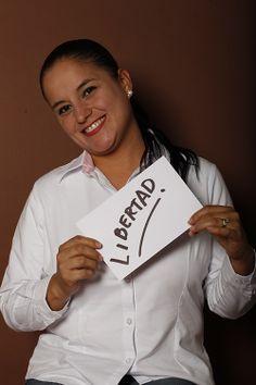 Freedom, AnaMartín, Abogada, Casa de la Cultura Jurídica, Monterrey, México