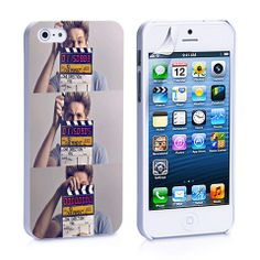 Niall Horan One Direction iPhone 4, 4S, 5, 5C, 5S Samsung Galaxy S2, S – iCasesStore