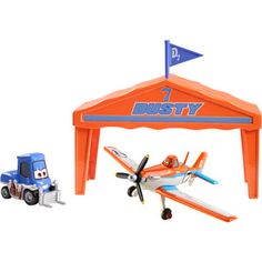 Disney Planes Pit Row Gift Pack, Dusty Crophopper