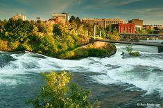 Spokane, WA...lived there!