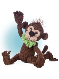 Mesmerizing Crochet an Amigurumi Rabbit Ideas. Lovely Crochet an Amigurumi Rabbit Ideas. Crochet Monkey, Crochet Animal Amigurumi, Cute Crochet, Amigurumi Doll, Amigurumi Patterns, Crochet Animals, Crochet Hats, Crochet Books, Crochet Patterns For Beginners