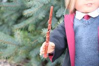 Arts and Crafts for your American Girl Doll: Harry Potter Wand for American Girl Doll