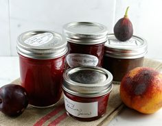 Great tips for making jam + amazing Fig Balsamic Jam from @Lisa |Authentic Suburban Gourmet