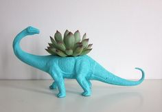 my inner dino freak soo wants this for home :) #decoration #plants