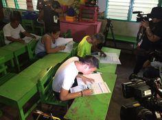 Elecciones en Filipinas se llevan a cabo en estrictas medidas de seguridad. Visite nuestra página y sea parte de nuestra conversación: http://www.namnewsnetwork.org/v3/spanish/index.php  #nnn #bernama #malaysia #malasia #kl #presidenciales #manila #filipinas #philippines #elecciones #polls