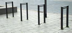 Cubo, public design,  Fahrradständer, Fahrradanlehner, bicycle stands, Stadtmobiliar, street furniture
