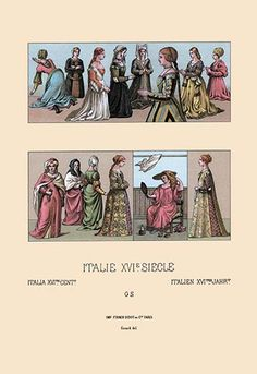 23 Idee Su Auguste Racinet Costume History Acconciature Medievali Acconciature Rinascimentali Matrimonio Segreto