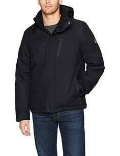 """ZeroXposur beacon mid weight is the perfect jacket for the cooler months. The wind and water resistant fabric will keep you warm and protect you from the elements outside.       Famous Words of Inspiration...""""The body is a community made up of its innumerable cells or...  More details at https://jackets-lovers.bestselleroutlets.com/mens-jackets-coats/lightweight-jackets/windbreakers/product-review-for-zeroxposur-mens-beacon-insulated-grid-dobby-mid-weig"""