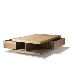 Flat Coffee Table