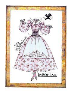 Legacy Pride Volume II Number III - Paper Doll - Katerine Coss - Álbumes web de Picasa