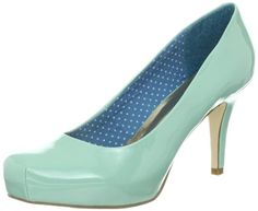 #sale Madden Girl Women's Getta Pump,Mint Patent,8.5 M US