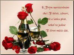 Výsledek obrázku pro narozeniny Red Wine, Alcoholic Drinks, Glass, Drinkware, Alcoholic Beverages, Corning Glass, Alcohol