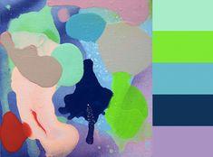 CMYLK: Art by Anne Harper