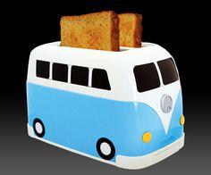 VW Camper Van Toaster | DudeIWantThat.com