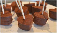 Skapligt Enkelt: Varm choklad på pinne