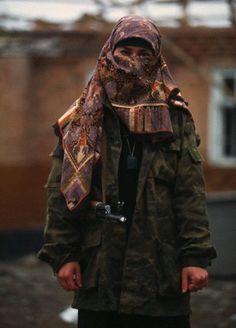 Female rebel. Goiskoie. 1996. Antoine Gyori.