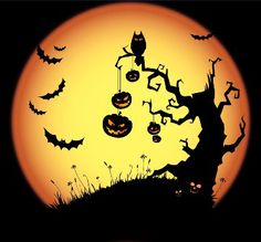 halloween+night