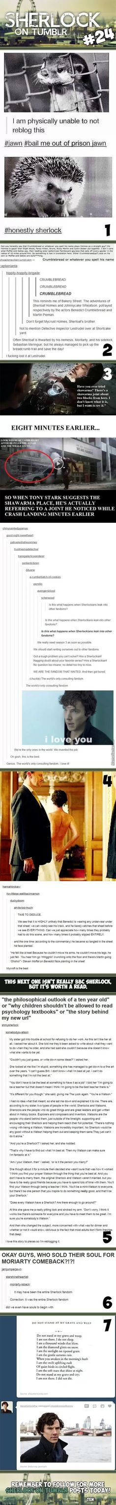 Sherlock On Tumblr #24