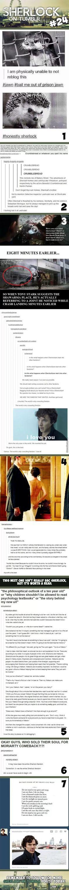 Sherlock On Tumblr #24