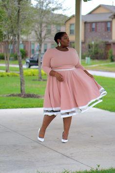 Cheap Plus Size Fashion For Women Guide; The Options For Plus Size Fashion Secrets - Cloths Joy Grey Plus Size Dresses, Big Size Dress, Plus Size Outfits, Ivory Dresses, Plus Size Fashion Dresses, Plus Dresses, Fall Dresses, Plus Size Fashion For Women, Plus Size Womens Clothing