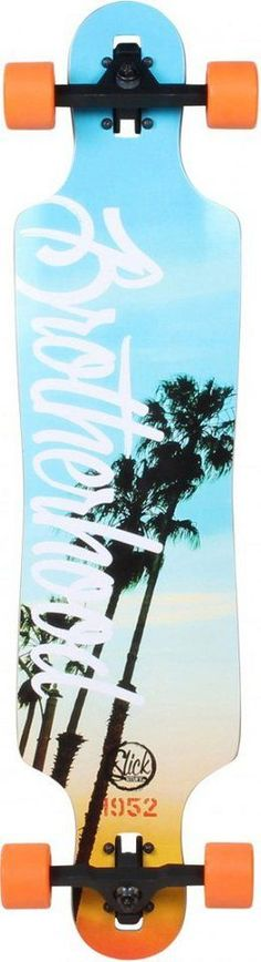 Slick Longboard, »Sunset Beach«