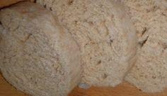 V daném pořadí dáme do pekárny - program těsto (kynutí). Z vykynutého těsta vyválíme 2 knedlíky, necháme ještě chvilku pod utěrkou dokynout. ... Bread, Program, Food, Diet, Eten, Bakeries, Meals, Breads