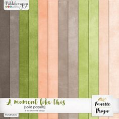 A moment like this {solid papers} by Fanette Design #fanettedesign #pickleberrypop #digitalscrapbooking #picklebarrel #wedding
