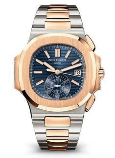 d15fbbbea44 Patek Philippe Nautilus Ref. 5980 1AR-001 Stainless Steel and Rose Gold -