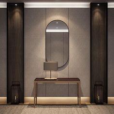 Lobby Interior, Luxury Interior, Interior Architecture, Interior Design, Wall Design, House Design, Lobby Design, Entrance Design, Japanese Interior
