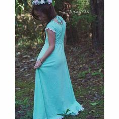 Well Dressed Wolf - That Day in May Maxi (Mint) Well Dressed Wolf, Shoulder Dress, Mint, How To Make, Closet, Dresses, Fashion, Peppermint, Vestidos