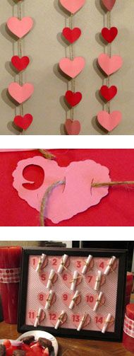DO THIS...cute valentines day idea!