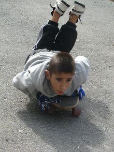Là où j'habite, laisses pas trainer ton fils, si tu veux pas qu'il glisse.