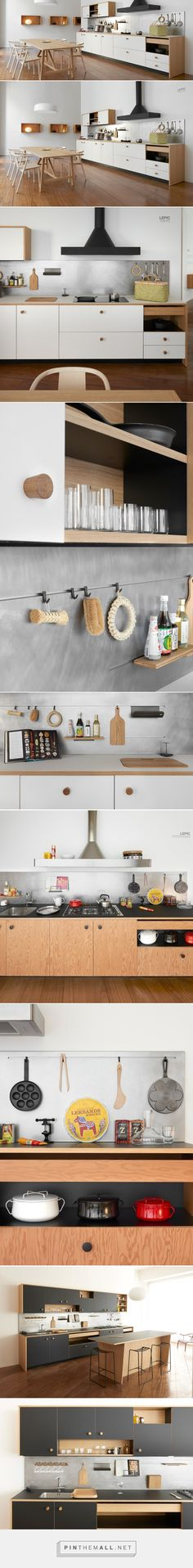 jasper morrison unveils first kitchen design with 'LEPIC' for schiffini - created via https://pinthemall.net