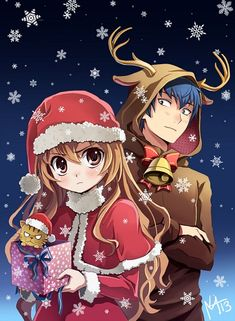 Christmas Anime.352 Best Christmas Anime Images Anime Christmas Manga Anime