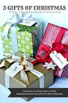 3 Gifts of Christmas