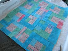 Crafty Sewing & Quilting: - Scrappy Quilts